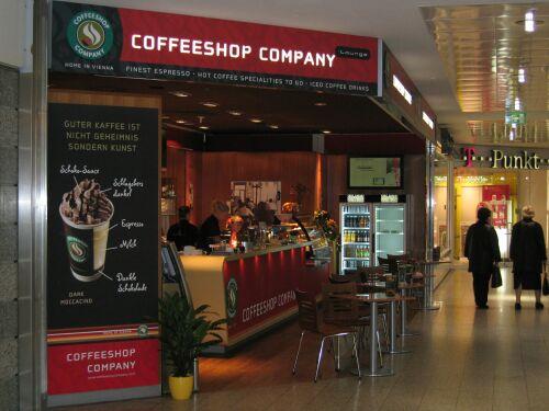 Linden center berlin und die coffee shop company clever und